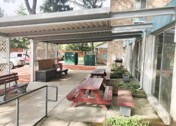 Asbury Covered Patio