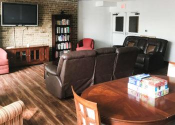 Asbury Media Room