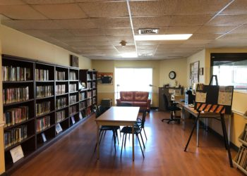 Avon Tower Computer Room Library