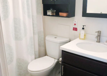 Bicentennial Tower Bathroom