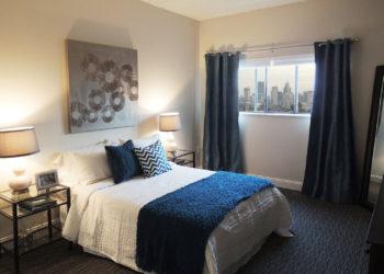 Bicentennial Tower Bedroom