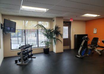 Bicentennial Tower Fitness Center