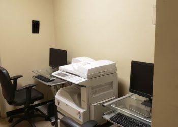 Eagle Ridge Computer Room