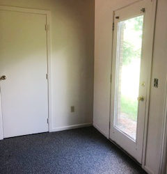 Fairview II Front Door