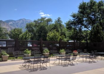 Fellowship Garden Patio