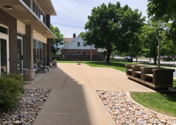 Fellowship Patio