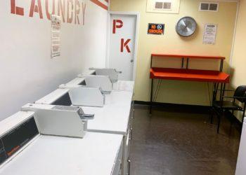 Gary V Laundry Facility