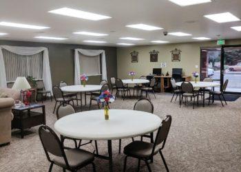 Golden Links Community Room