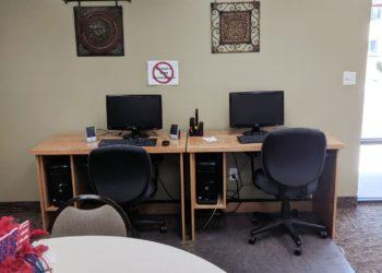 Golden Links Computer Room