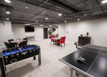 Halcyon Game Room