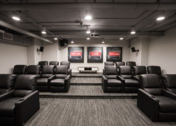 Halcyon Theater Room