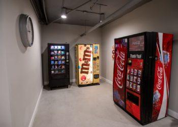 Halcyon Vending Machines