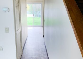 Hillside Hallway
