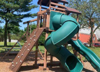 Hillside Playground