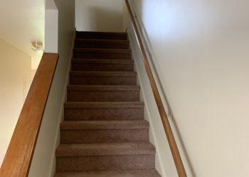 Hillside Stairwell