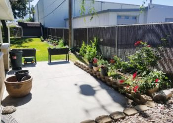 IOOF Garden Patio
