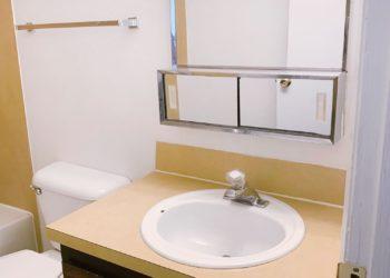 James Court Bathroom
