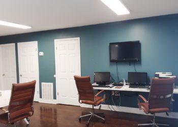 Pinehaven Villas Computer Room