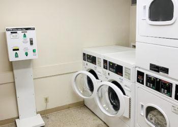 Plaza I Laundry Facility