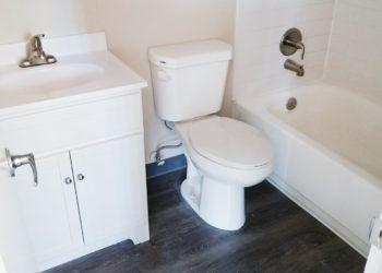 Shorter Arms Bathroom