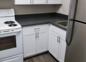 Shorter Arms Kitchen