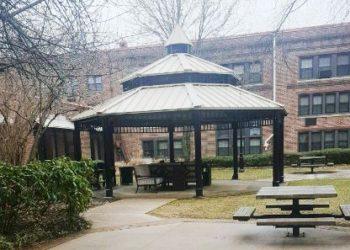 South Village II Garden Patio